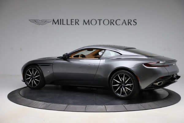 Used 2017 Aston Martin DB11 for sale $149,900 at Pagani of Greenwich in Greenwich CT 06830 3