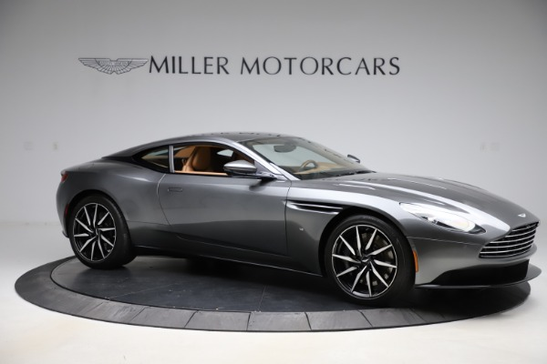 Used 2017 Aston Martin DB11 for sale $149,900 at Pagani of Greenwich in Greenwich CT 06830 9
