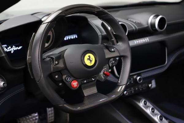 Used 2019 Ferrari Portofino for sale $229,900 at Pagani of Greenwich in Greenwich CT 06830 20