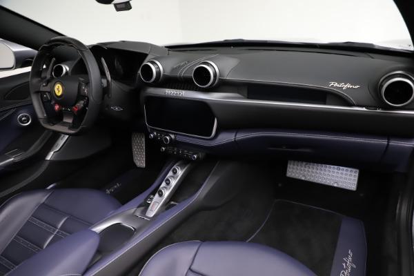 Used 2019 Ferrari Portofino for sale $229,900 at Pagani of Greenwich in Greenwich CT 06830 24