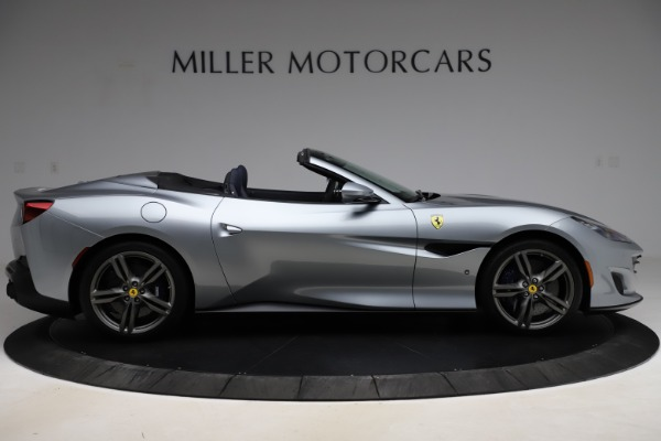 Used 2019 Ferrari Portofino for sale $229,900 at Pagani of Greenwich in Greenwich CT 06830 9