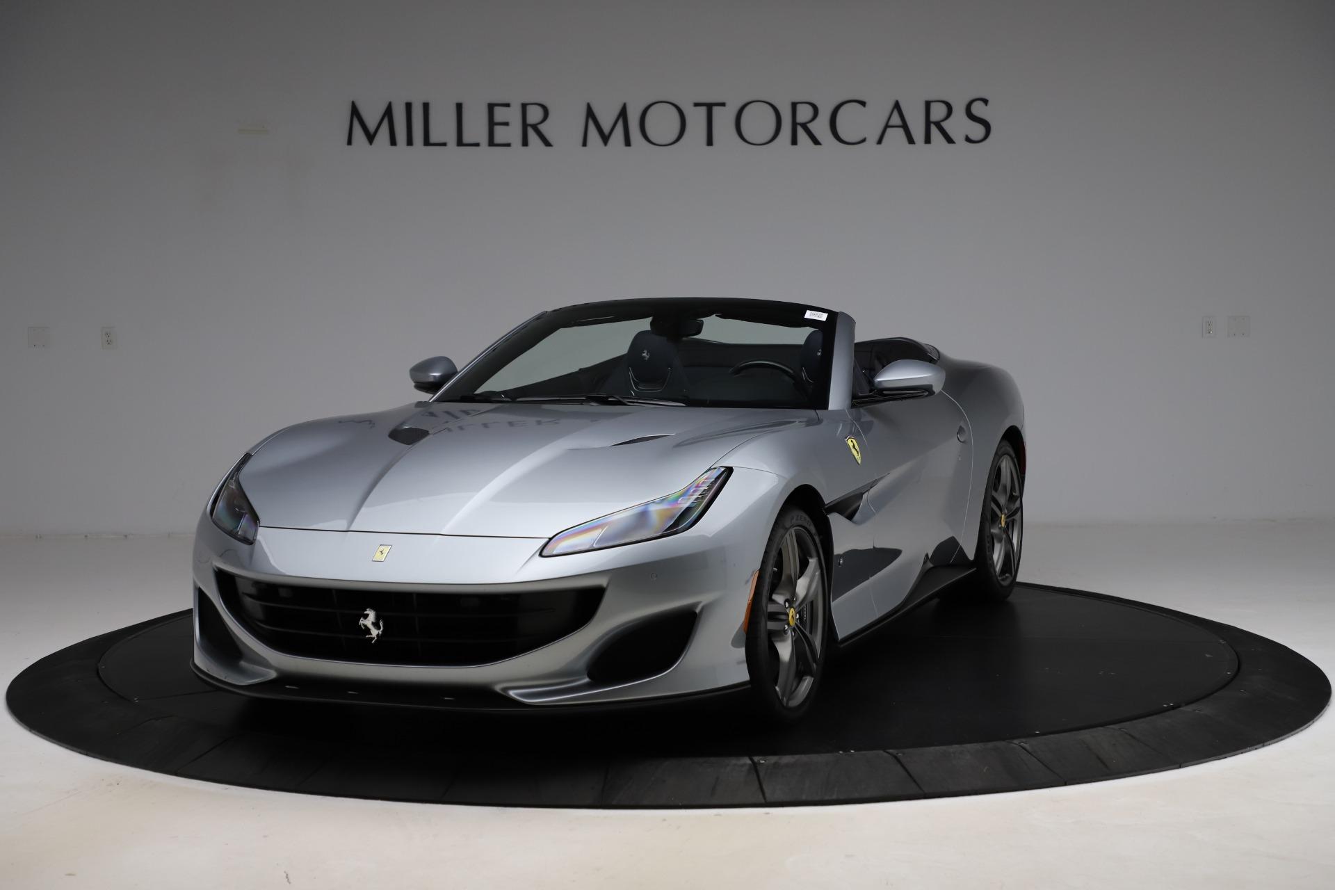 Used 2019 Ferrari Portofino for sale $229,900 at Pagani of Greenwich in Greenwich CT 06830 1