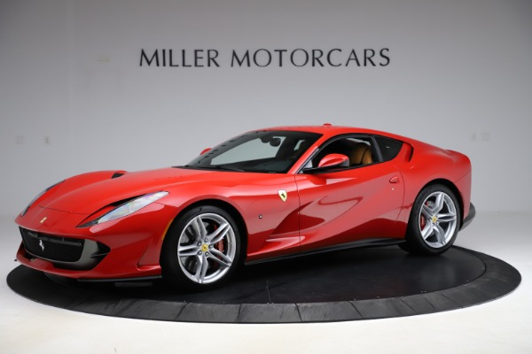 Used 2019 Ferrari 812 Superfast for sale $357,900 at Pagani of Greenwich in Greenwich CT 06830 2
