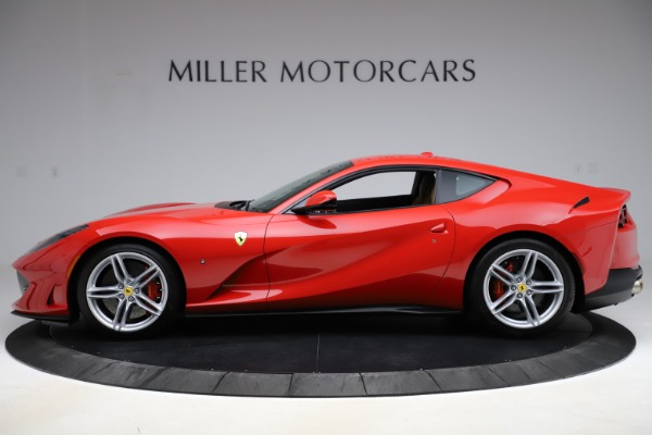 Used 2019 Ferrari 812 Superfast for sale $357,900 at Pagani of Greenwich in Greenwich CT 06830 3