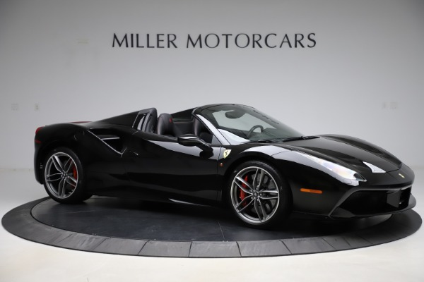 Used 2017 Ferrari 488 Spider for sale $276,900 at Pagani of Greenwich in Greenwich CT 06830 10
