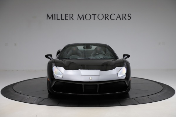 Used 2017 Ferrari 488 Spider for sale $276,900 at Pagani of Greenwich in Greenwich CT 06830 12