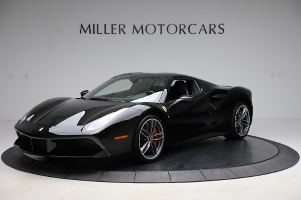 Used 2017 Ferrari 488 Spider for sale $276,900 at Pagani of Greenwich in Greenwich CT 06830 13