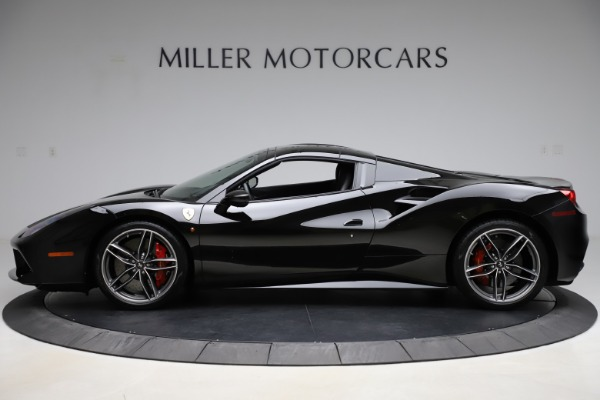 Used 2017 Ferrari 488 Spider for sale $276,900 at Pagani of Greenwich in Greenwich CT 06830 14