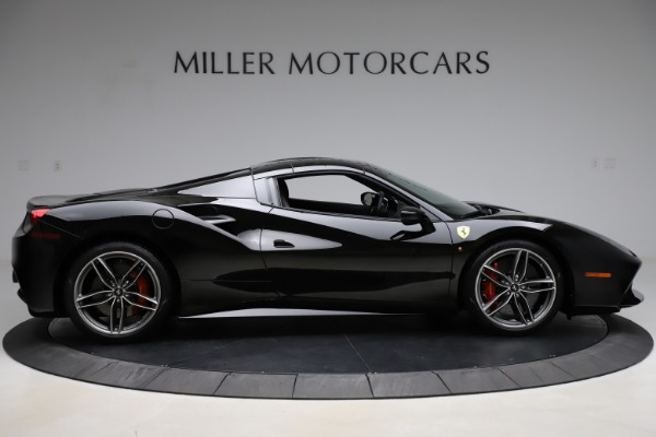 Used 2017 Ferrari 488 Spider for sale $276,900 at Pagani of Greenwich in Greenwich CT 06830 15
