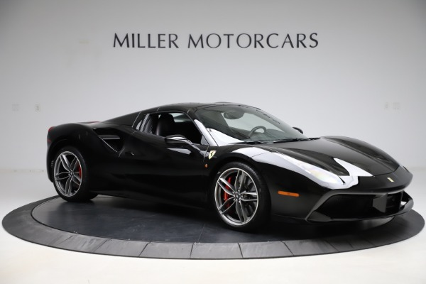Used 2017 Ferrari 488 Spider for sale $276,900 at Pagani of Greenwich in Greenwich CT 06830 16