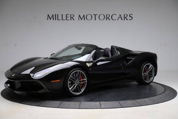 Used 2017 Ferrari 488 Spider for sale $276,900 at Pagani of Greenwich in Greenwich CT 06830 2