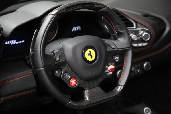 Used 2017 Ferrari 488 Spider for sale $276,900 at Pagani of Greenwich in Greenwich CT 06830 26