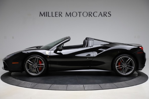 Used 2017 Ferrari 488 Spider for sale $276,900 at Pagani of Greenwich in Greenwich CT 06830 3