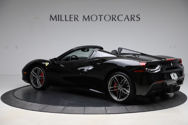 Used 2017 Ferrari 488 Spider for sale $276,900 at Pagani of Greenwich in Greenwich CT 06830 4