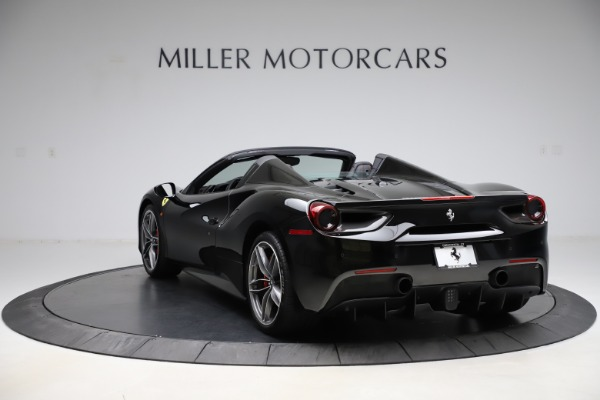 Used 2017 Ferrari 488 Spider for sale $276,900 at Pagani of Greenwich in Greenwich CT 06830 5