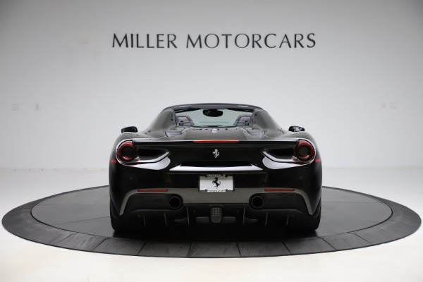 Used 2017 Ferrari 488 Spider for sale $276,900 at Pagani of Greenwich in Greenwich CT 06830 6