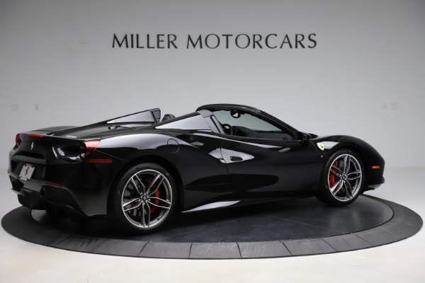 Used 2017 Ferrari 488 Spider for sale $276,900 at Pagani of Greenwich in Greenwich CT 06830 8