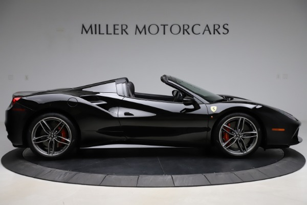 Used 2017 Ferrari 488 Spider for sale $276,900 at Pagani of Greenwich in Greenwich CT 06830 9