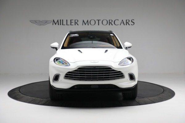 New 2021 Aston Martin DBX for sale $211,636 at Pagani of Greenwich in Greenwich CT 06830 11
