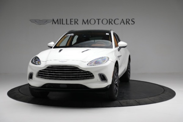 New 2021 Aston Martin DBX for sale $211,636 at Pagani of Greenwich in Greenwich CT 06830 12