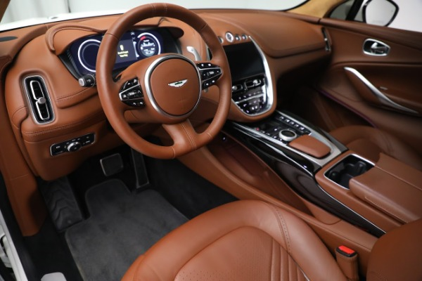 New 2021 Aston Martin DBX for sale $211,636 at Pagani of Greenwich in Greenwich CT 06830 13