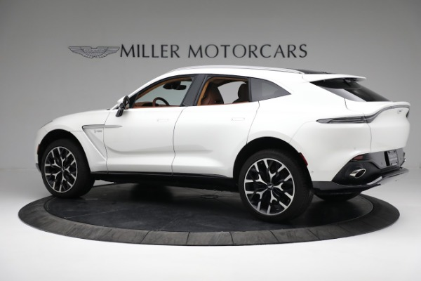 New 2021 Aston Martin DBX for sale $211,636 at Pagani of Greenwich in Greenwich CT 06830 3