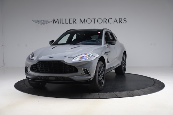 New 2021 Aston Martin DBX for sale $194,486 at Pagani of Greenwich in Greenwich CT 06830 10