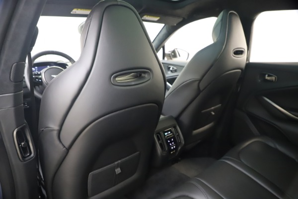 New 2021 Aston Martin DBX for sale $194,486 at Pagani of Greenwich in Greenwich CT 06830 17