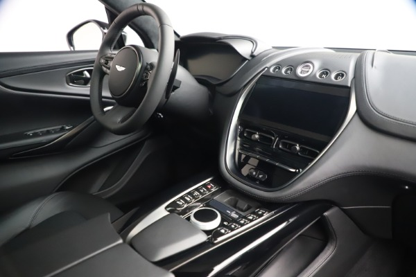 New 2021 Aston Martin DBX for sale $194,486 at Pagani of Greenwich in Greenwich CT 06830 18