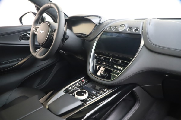New 2021 Aston Martin DBX for sale $194,486 at Pagani of Greenwich in Greenwich CT 06830 19