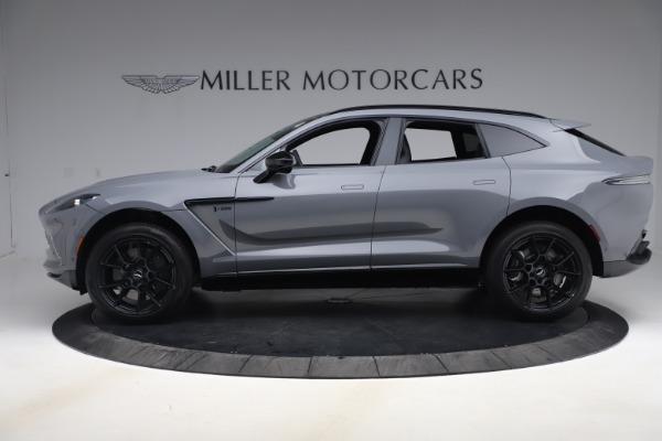 New 2021 Aston Martin DBX for sale $194,486 at Pagani of Greenwich in Greenwich CT 06830 2
