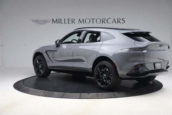 New 2021 Aston Martin DBX for sale $194,486 at Pagani of Greenwich in Greenwich CT 06830 3