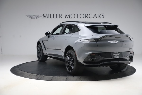 New 2021 Aston Martin DBX for sale $194,486 at Pagani of Greenwich in Greenwich CT 06830 4