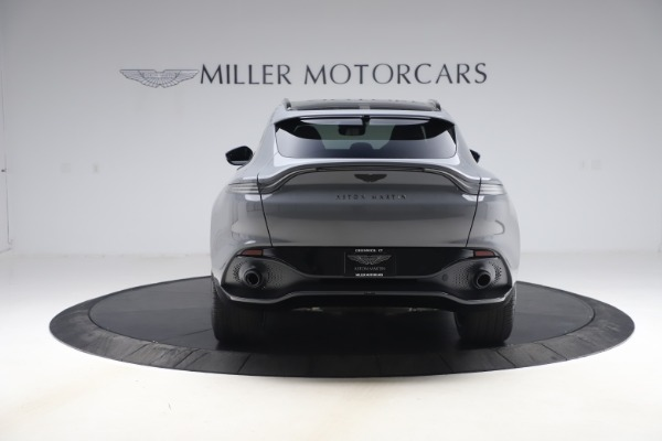New 2021 Aston Martin DBX for sale $194,486 at Pagani of Greenwich in Greenwich CT 06830 5