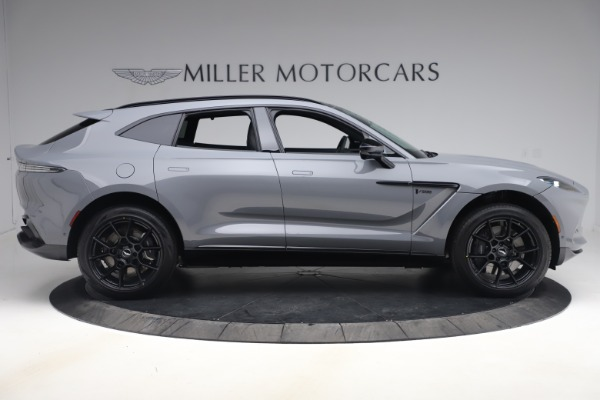 New 2021 Aston Martin DBX for sale $194,486 at Pagani of Greenwich in Greenwich CT 06830 6
