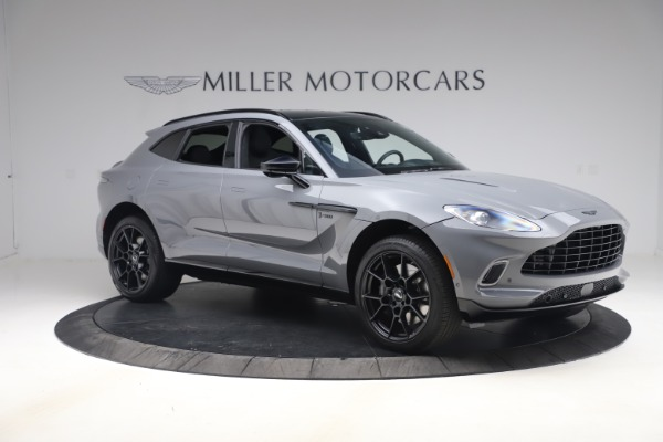 New 2021 Aston Martin DBX for sale $194,486 at Pagani of Greenwich in Greenwich CT 06830 7