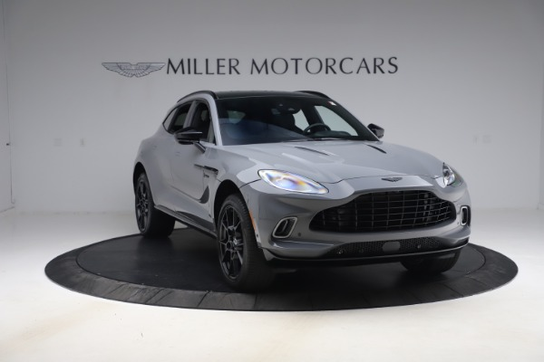 New 2021 Aston Martin DBX for sale $194,486 at Pagani of Greenwich in Greenwich CT 06830 8