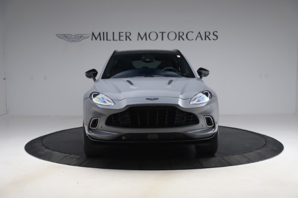 New 2021 Aston Martin DBX for sale $194,486 at Pagani of Greenwich in Greenwich CT 06830 9