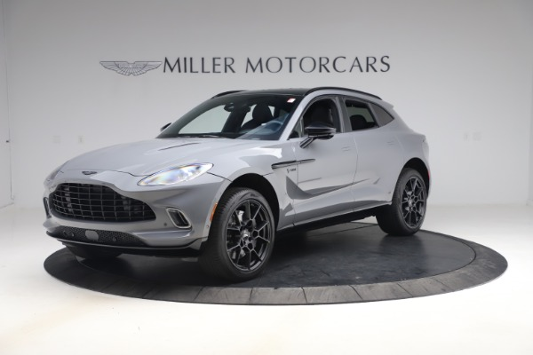 New 2021 Aston Martin DBX for sale $194,486 at Pagani of Greenwich in Greenwich CT 06830 1