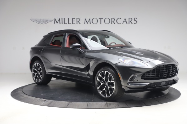 New 2021 Aston Martin DBX for sale $224,886 at Pagani of Greenwich in Greenwich CT 06830 10