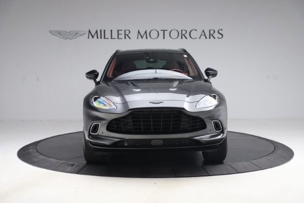 New 2021 Aston Martin DBX for sale $224,886 at Pagani of Greenwich in Greenwich CT 06830 11