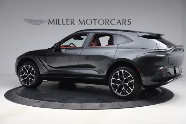 New 2021 Aston Martin DBX for sale $224,886 at Pagani of Greenwich in Greenwich CT 06830 3