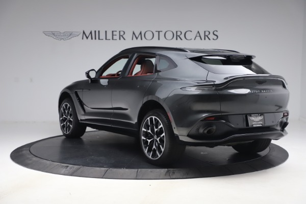 New 2021 Aston Martin DBX for sale $224,886 at Pagani of Greenwich in Greenwich CT 06830 4