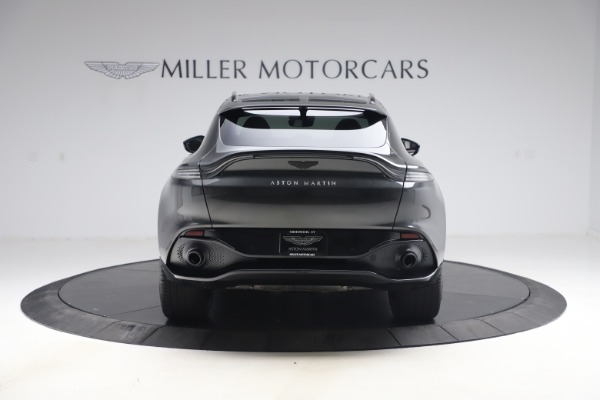 New 2021 Aston Martin DBX for sale $224,886 at Pagani of Greenwich in Greenwich CT 06830 5