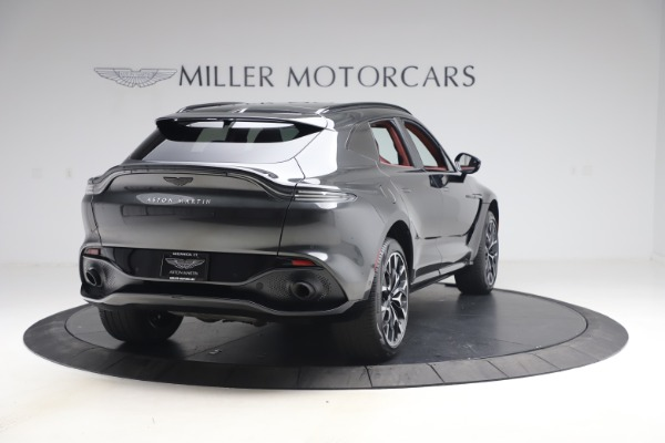 New 2021 Aston Martin DBX for sale $224,886 at Pagani of Greenwich in Greenwich CT 06830 6