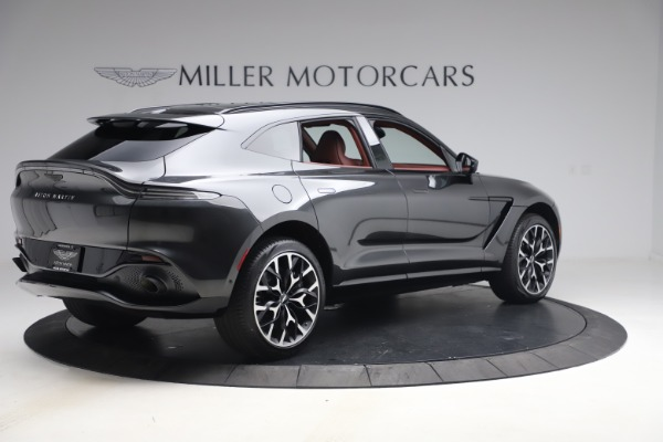 New 2021 Aston Martin DBX for sale $224,886 at Pagani of Greenwich in Greenwich CT 06830 7