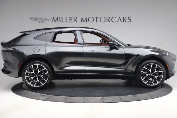 New 2021 Aston Martin DBX for sale $224,886 at Pagani of Greenwich in Greenwich CT 06830 8