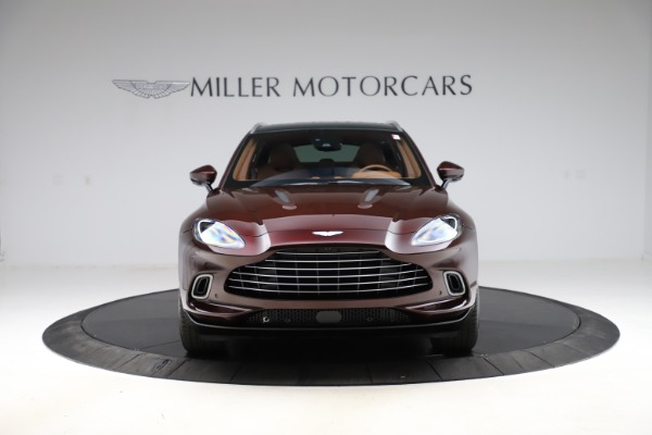 New 2021 Aston Martin DBX for sale $226,836 at Pagani of Greenwich in Greenwich CT 06830 11