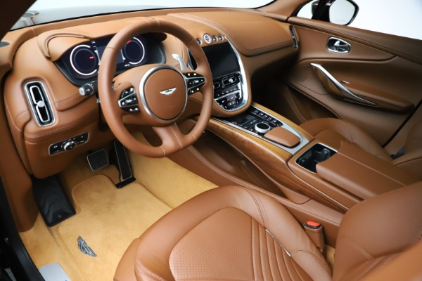 New 2021 Aston Martin DBX for sale $226,836 at Pagani of Greenwich in Greenwich CT 06830 13