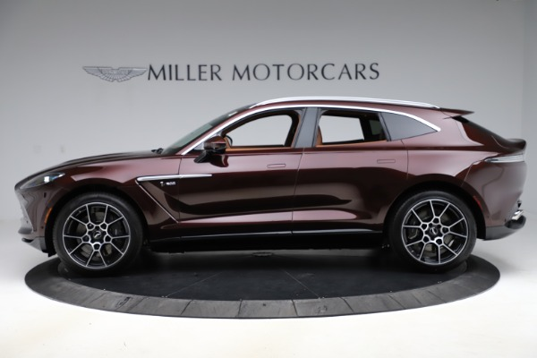 New 2021 Aston Martin DBX for sale $226,836 at Pagani of Greenwich in Greenwich CT 06830 2